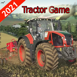Agriculture Tractor Farming Offroad 3d:Cargo Games