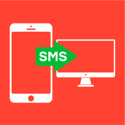 Automatically forward SMS to your PC/phone
