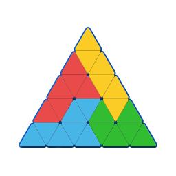 Triangle Tangram: Block Puzzle Game!