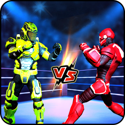 Real Robot Clash : Robot Ring Fighting Champion 3D