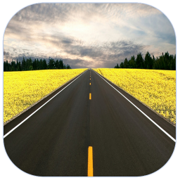 Road Scenery wallpapers & Road Amazing background