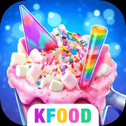 Rainbow Unicorn Poop: Desserts Food Maker