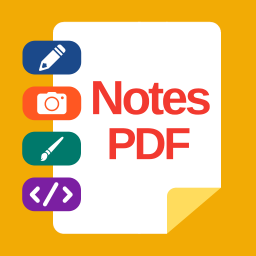 Notes - Note and Lists To PDF