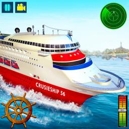 Real Cruise Ship Driving Simulator 2020