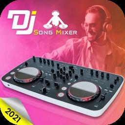DJ Song Mixer with Music : DJ Name Mixer
