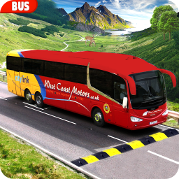 Modern Bus Drive : New Bus Game 2021