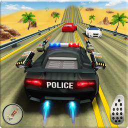 Police Highway Chase Racing Games - Free Car Games