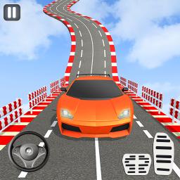 Ramp Car Stunt 3D : Impossible Track Racing