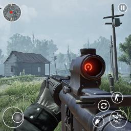 Sniper Gods Mode: Gun Shooting Sniper Games 2020