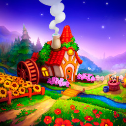 Royal Farm: Village Game with Quests & Fairy tales