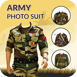 Army Suit Photo Editor - Men Army Dress 2020