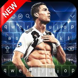Cristiano Ronaldo  CR7 Keyboard Emoji