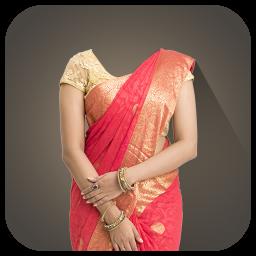 Photo Editor & Photo Frame Women Traditional Dress