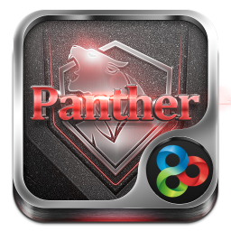 Panther Go Launcher Theme