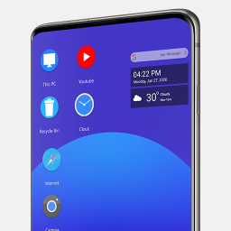 Theme for Android 11