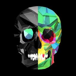 Skulls Live Wallpaper