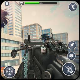 Wicked Gunner's Battlefield: FPS Shooting Warfare