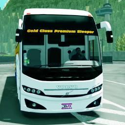 Bus Simulator Indonesia Fun Game:Heavy Tourist Bus