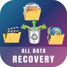 All data recovery files: Deleted data recovery