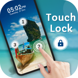 Touch Lock Screen - Photo Touch Lock Password