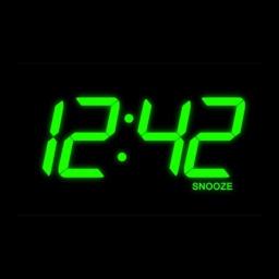 night talking clock