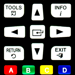TV Remote Control for Samsung (IR - infrared)