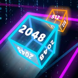 Shoot Cubes 2048