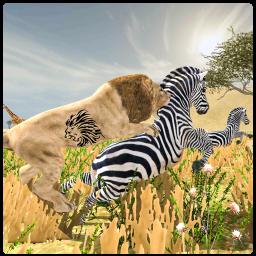 Wild Lion Safari Simulator 3D: 2020 Season
