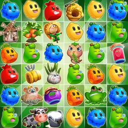 Fruit Puzzle Wonderland
