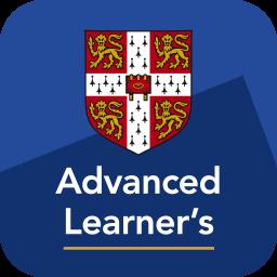Cambridge Advanced Learner's Dictionary, 4th ed.