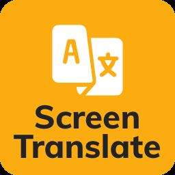 Translate On Screen
