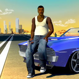 San Andreas Gang Wars - The Real Theft Fight