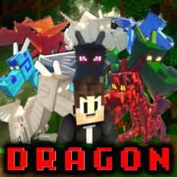 🐉 MCPE Dragon Mod