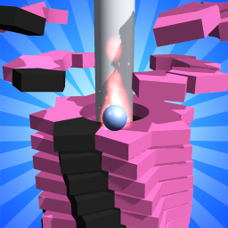 Helix Stack Jump: Fun & Free Addicting Ball Puzzle
