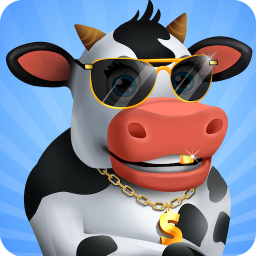 Idle Cow Clicker Games: Idle Tycoon Games Offline