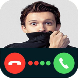 Fake call from Tom Holland