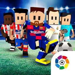 Tiny Striker La Liga - Best Penalty Shootout Game