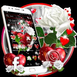 Love Heart Launcher Theme