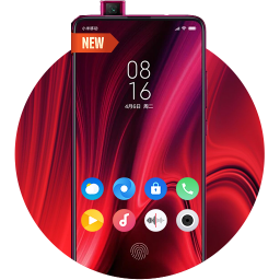Launcher For Xiaomi Mi 9T Pro themes and wallpaper