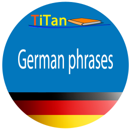 German phrases - learn German language