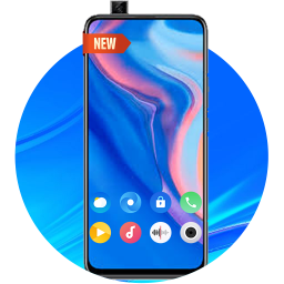 Launcher For Huawei Y9 Prime 2019 themes wallpaper