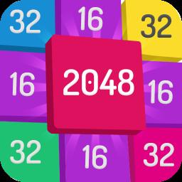 Merge Numbers - 2048 Blocks Puzzle Game