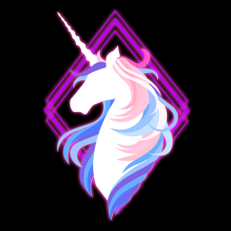 Unicorn Stickers 🦄 WAStickerApps unicorn kawaii