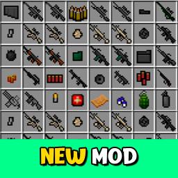 New guns for minecraft