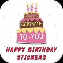 Birthday Stickers for Whatsapp, Birthday Wishes