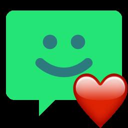 chomp Emoji - Android Blob Style
