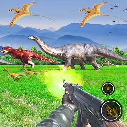 Dinosaur Hunter Jungle Safari Free