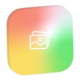 Photo Widget style iOS 14