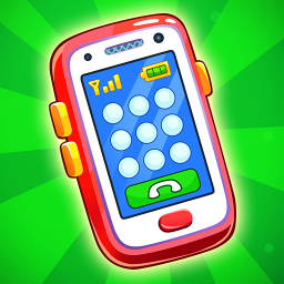 Babyphone - baby music games with Animals, Numbers
