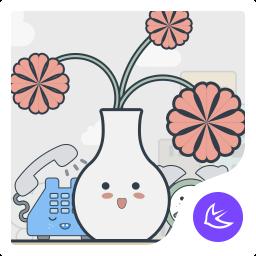 Elfish-APUS Launcher theme